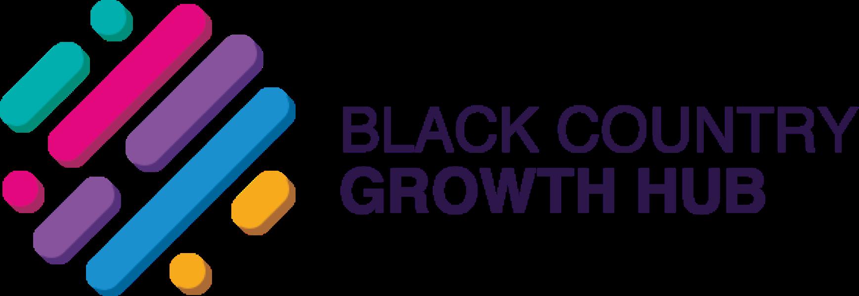 Black Country Growth Hub Logo